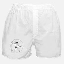 Leonardo Rocks! Boxer Shorts