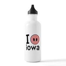 Cute I love corn Water Bottle
