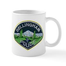 Bellingham Police Department Mug