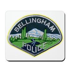 Bellingham Police Department Mousepad