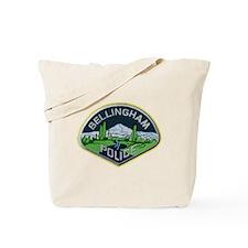 Bellingham Police Department Tote Bag