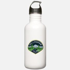 Bellingham Police Department Water Bottle