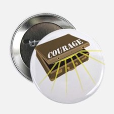 """suitcase of courage 2.25"""" Button"""