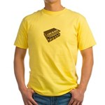 suitcase of courage Yellow T-Shirt