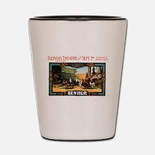 Ben Hur Shot Glass