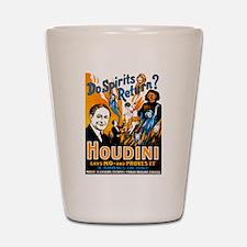 Houdini Spirits Shot Glass