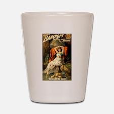 Frederick Bancroft Magician Shot Glass