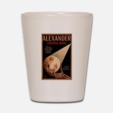 Alexander Crystal Seer Shot Glass
