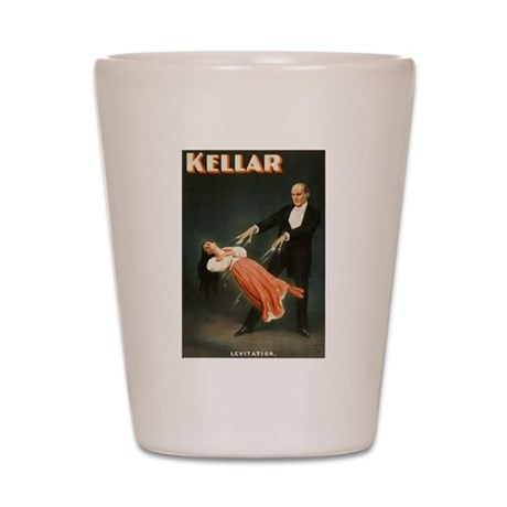 Kellar Magician - Levitation Shot Glass