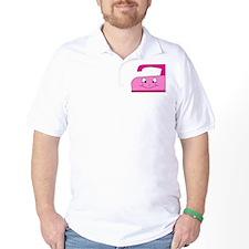Hot Pink Iron T-Shirt