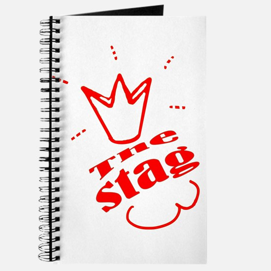 Stag The Bachelor party Journal