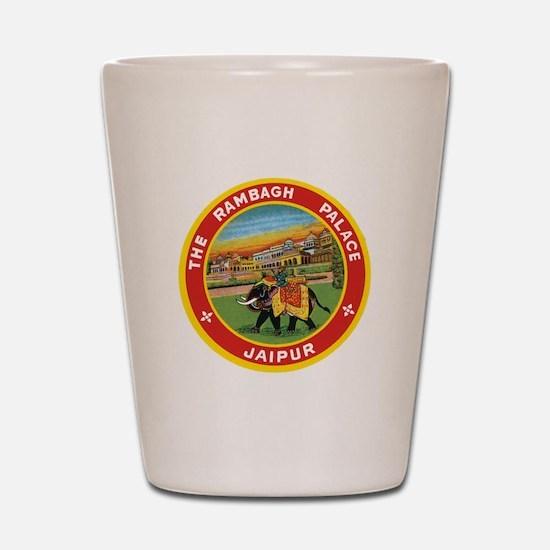 Elephant Jaipur Shot Glass
