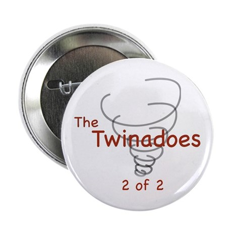 Twinadoes 2 of 2 Button