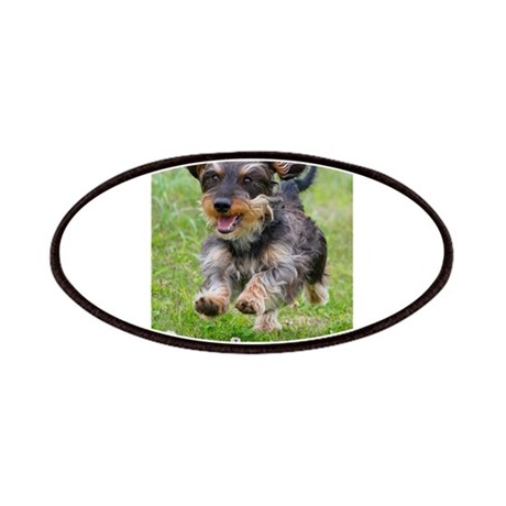 Black Wirehair Patches