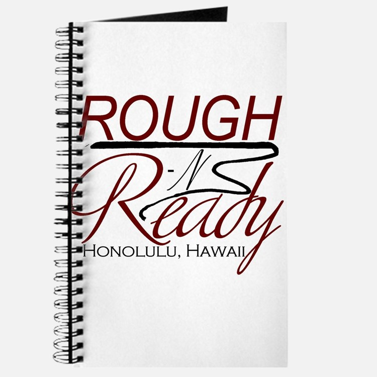 Rough n Ready Journal