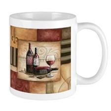 Wine and Chocolate Mug