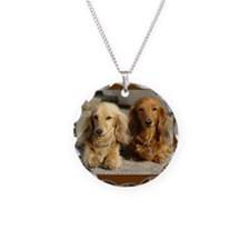 Doxie Pair Necklace