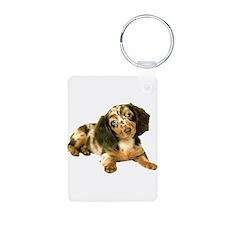 Shy_Low Puppy Keychains