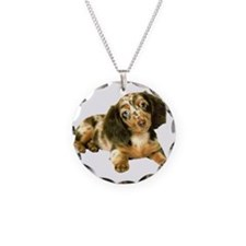 Shy_Low Puppy Necklace