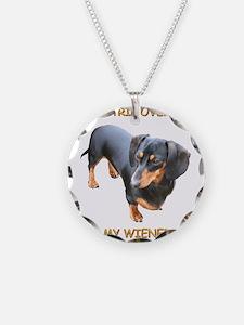 I Trip Wiener Necklace