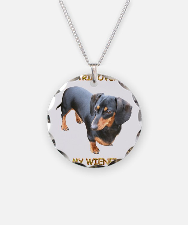 I Trip Wiener Necklace