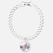 Pekingese Dog Bracelet