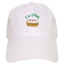 I AM GOING TO BE A GRANNY Baseball Cap