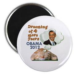 """Barack Obama 2.25"""" Magnet (10 pack)"""