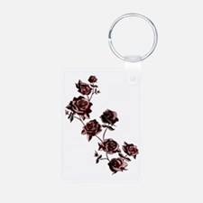 All the Pretty Roses Keychains