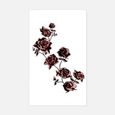 All the Pretty Roses Decal