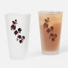 All the Pretty Roses Drinking Glass