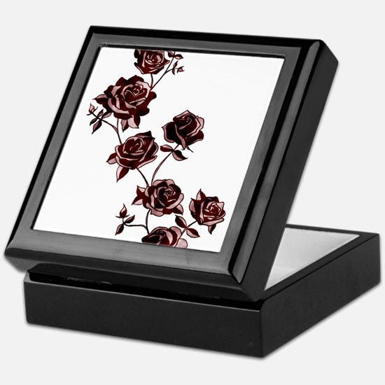 All the Pretty Roses Keepsake Box