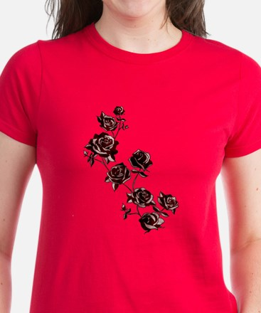 All the Pretty Roses Tee