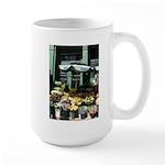 Sidewalk Sunshine Large Mug