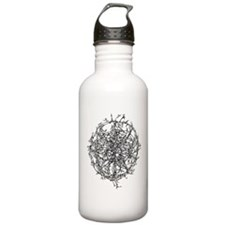 doodle-rama - dream catcher Water Bottle