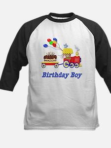 Birthday Train - Boy Tee