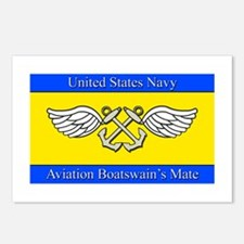 Cute Navy aircraft Postcards (Package of 8)