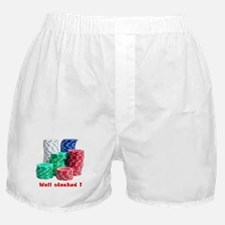 Well Stacked Boxer Shorts