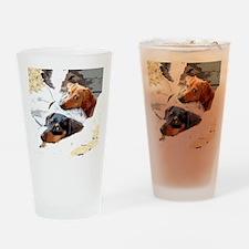 Naptime Drinking Glass