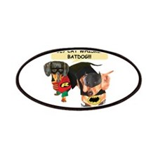 Batdog and Sidekick Patches