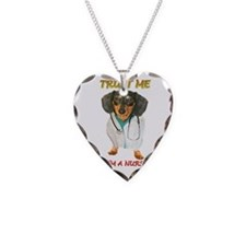 Nurse Dox Necklace Heart Charm