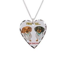 Doc Doxs Necklace Heart Charm