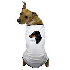 Miniature Smooth Dachshund Dog T-Shirt