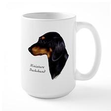 Miniature Smooth Dachshund Mug