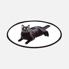 Black Cat Patches