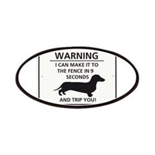 Warning Trip You Patches