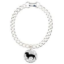 Dachshund Chart Bracelet