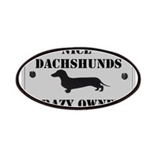 Nice Dachshunds Patches