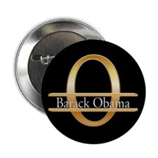 "Barack Obama O 2.25"" Button"