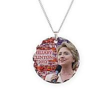 Hillary Clinton 2012 Necklace